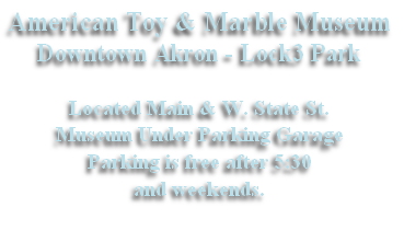 American Toy & Marble Museum
